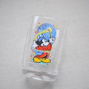 Vintage McDonald's Epcot Glass